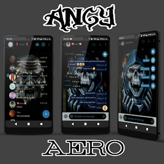 Horror Theme For YOWhatsApp & Fouad WhatsApp By angy fénix