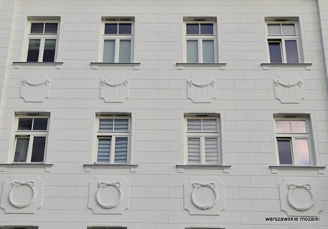 Warszawa Warsaw Praga Północ architektura architecture kamienica warszawskie kamienice praskie klimaty
