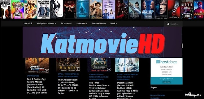 How to download hollywood movies from KatmovieHD - Tech Harry