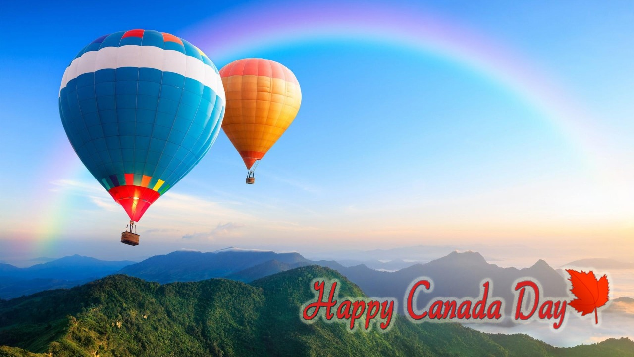 Canada Day Free Images 2020