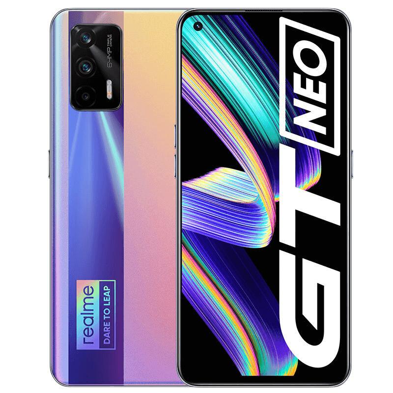 realme GT Neo design