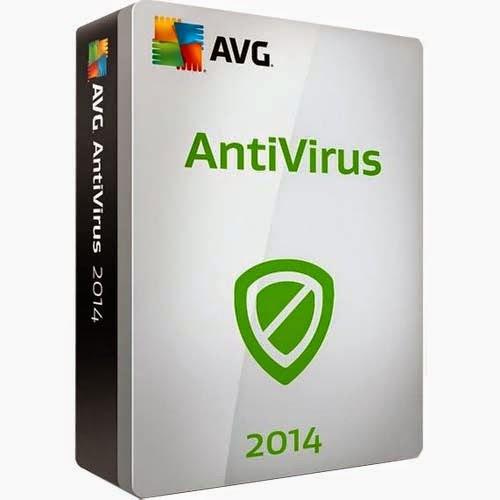 Best Antivirus 2014 AVG