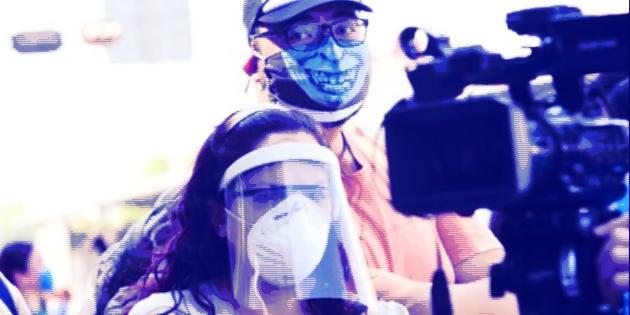 Censura prensa pandemia UCI