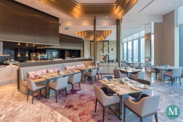 Curate Restaurant at Four Seasons Hotel Kuala Lumpur