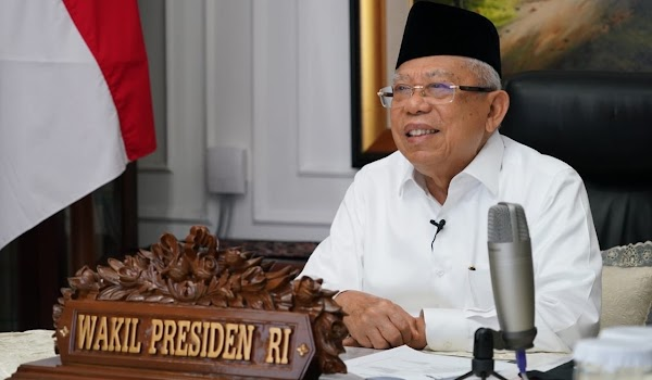 Ma'ruf Amin Dituding Tak Bisa Kerja, Tengku Zulkarnain Pasang Badan