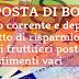 Imposta di Bollo Conti Corrente e Deposito, Libretto di Risparmio, Investimenti