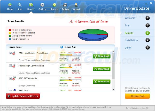 dell drivers for windows seven