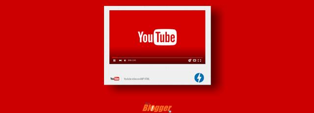 Adicionar vídeo e imagem em postagem AMP no Blogger