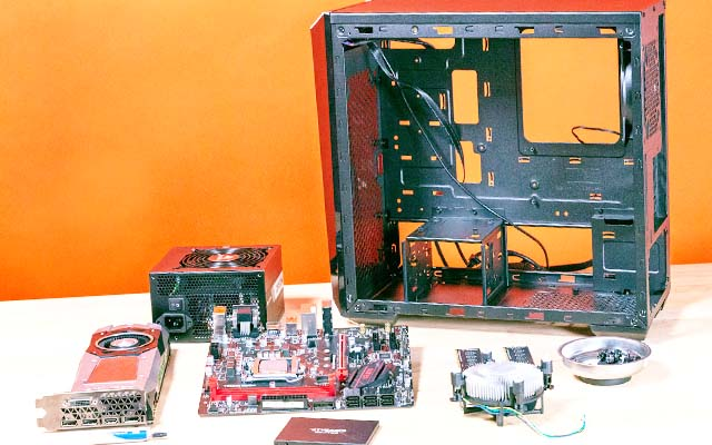 Rules for making a gaming PC for 13000 rupees- 2021