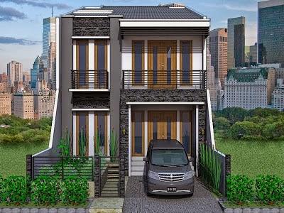 10 Alasan Perumahan di Surabaya Didominasi oleh Rumah Minimalis