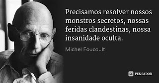 25 ago, 16h: Happy Hour Literário - Michel Foucault