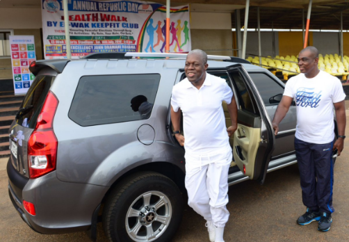 Ghana's Vice-President Also Promotes Made In Ghana Products