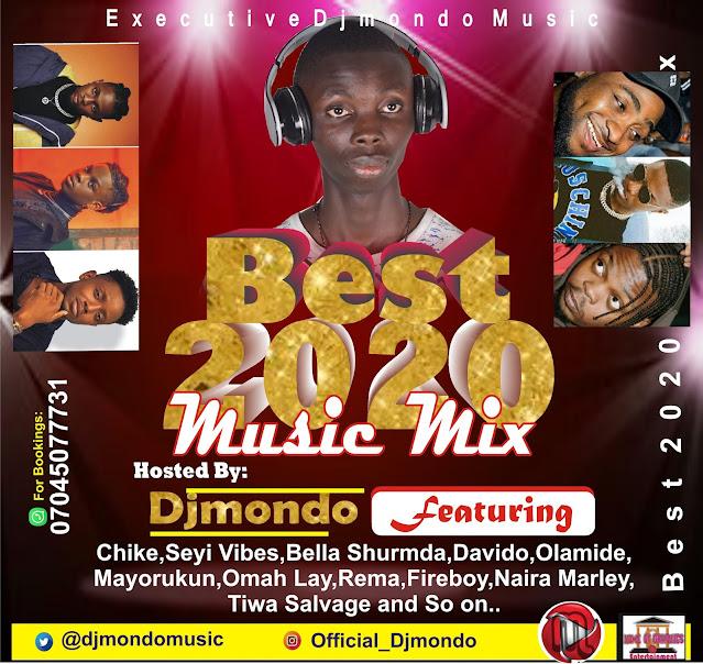 Best 2020 Music Mixtape - Djmondo