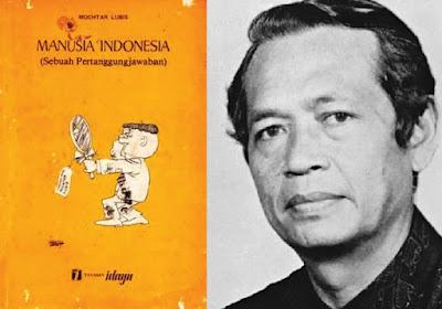 Manusia Indonesia oleh Mochtar Lubis