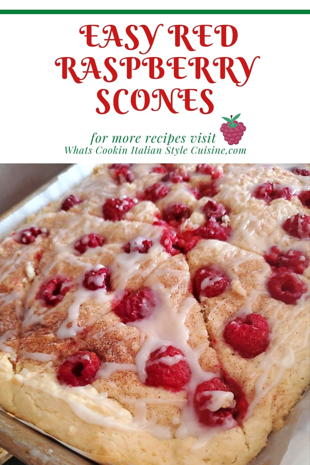 pin for later on how to make sheet pan scones easy