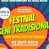 Prodi Administrasi Bisnis Politeknik LP3I Bandung Gelar Festival Seni Tradisonal