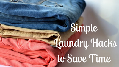 Simple Laundry Hacks To Save Time