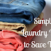 10 Simple Laundry Hacks To Save Time