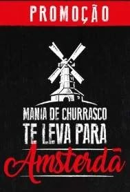 Cadastrar Promoção Mania de Churrasco e Heineken Te Leva Amsterdã