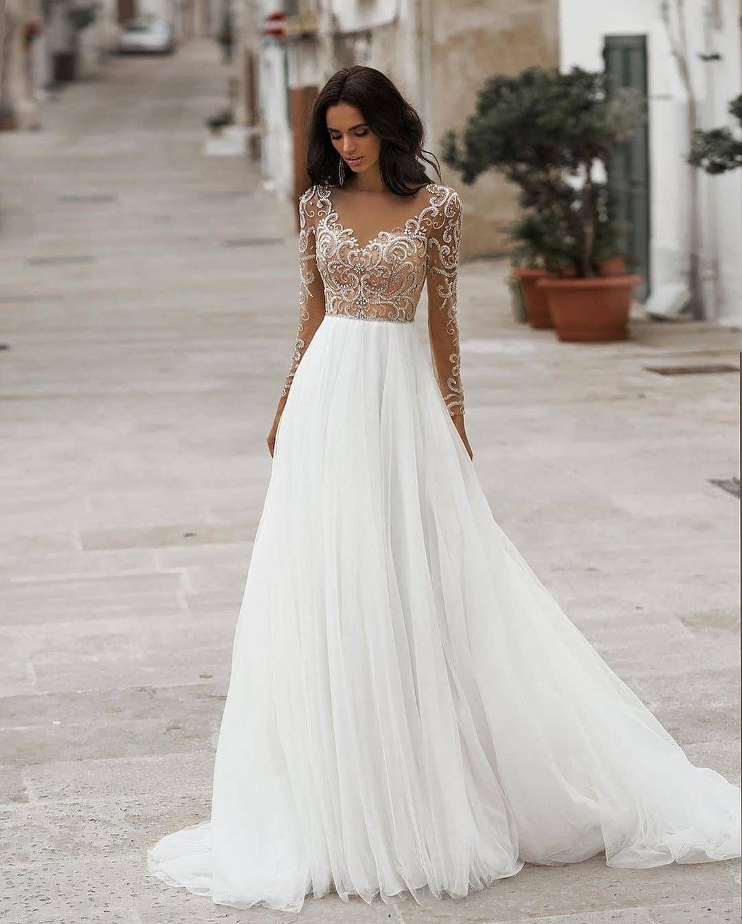 Luxurious dress Nona