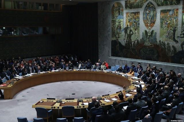 Tunisia Wakili Negara Arab di Dewan Keamanan PBB