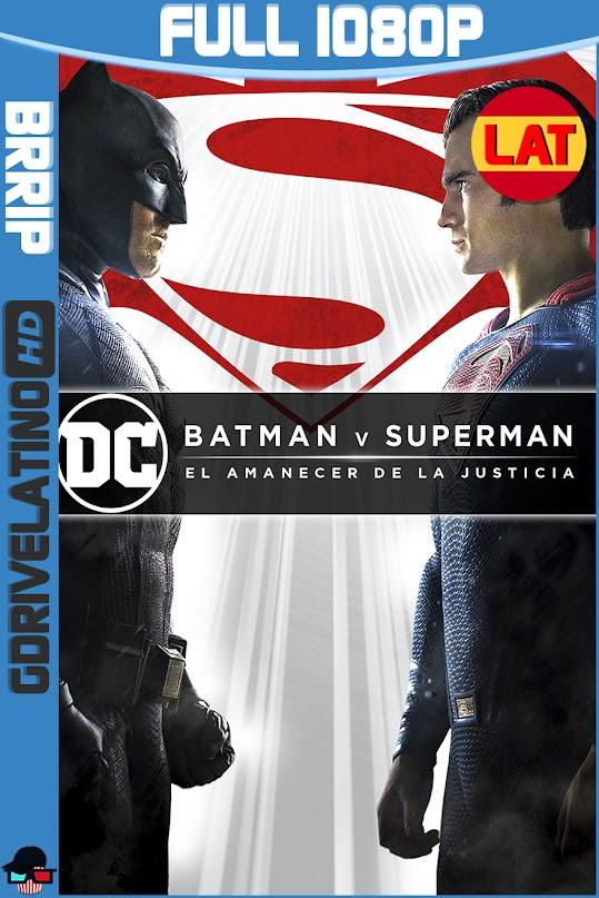 Batman vs Superman (2016) Ultimate Edition REMASTERED IMAX BRRip 1080p Latino-Ingles MKV