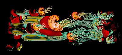 Irish artist, richard andreucetti