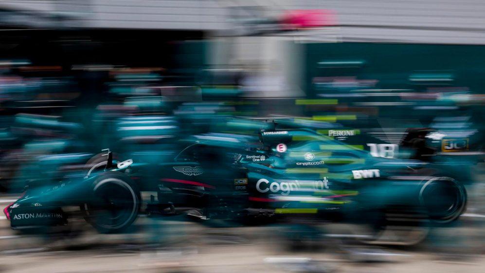 Aston Martin está 12 pontos à frente da Alpine na classificação