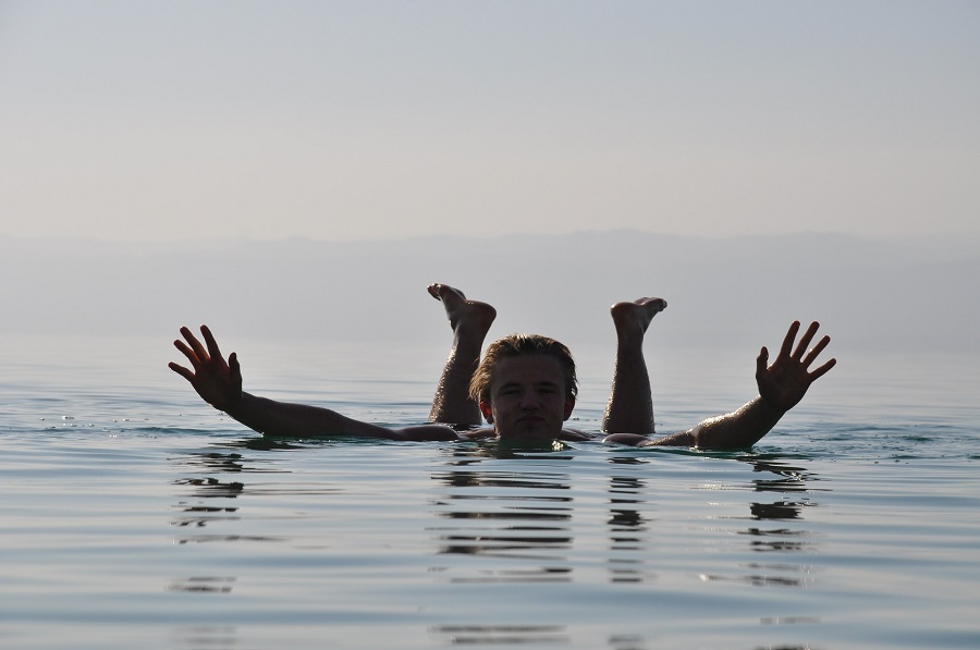 The Dead Sea - The Sea Where You Can Float Without Any Effort And Will Never Drown