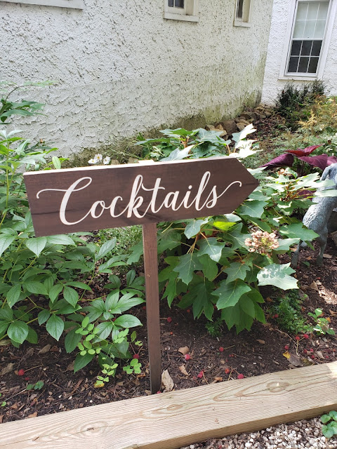 the washington cocktails sign