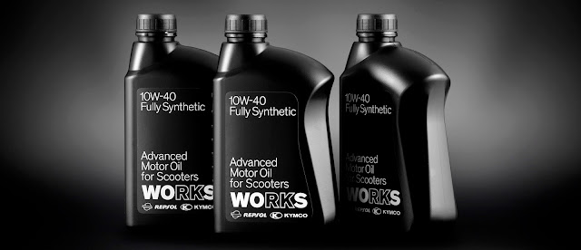 WORKS-aceite-KYMCO
