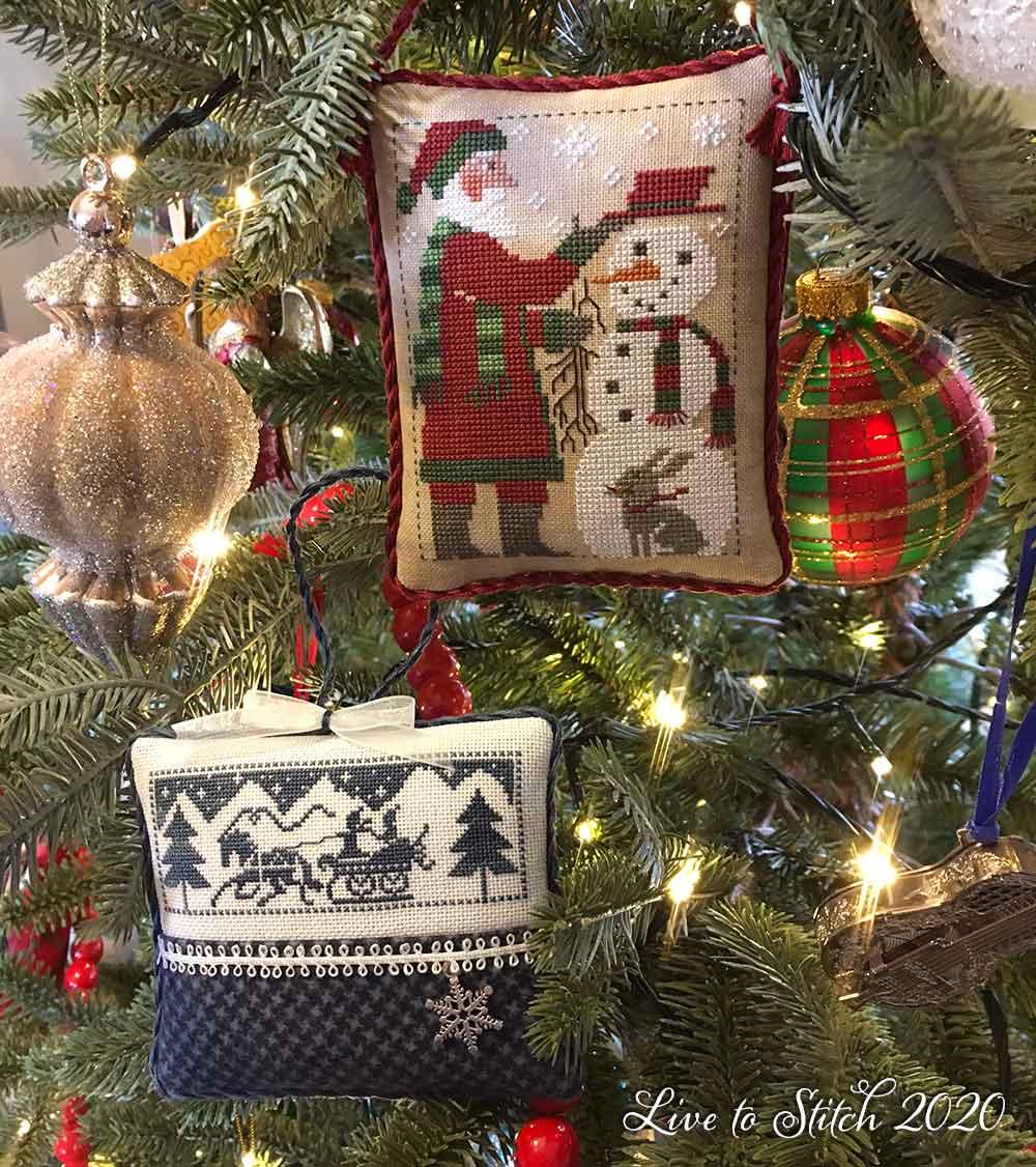 Prairie Schooler Santa from Carol