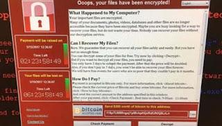 Cerita Menkominfo Hingga Kepala BIN Mengenai Teror Virus WannaCry