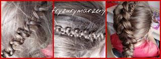 warkocz-holenderski-warkocz-zamek-błyskawiczny-fryzury-dla-dziewczynek-jak-uczesac-dziewczynke