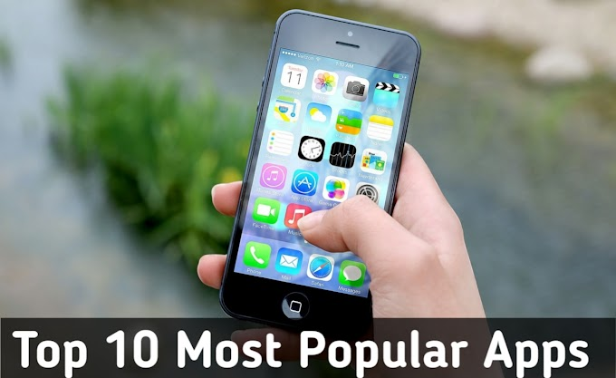 Top 10 Most Popular Apps In India 2019