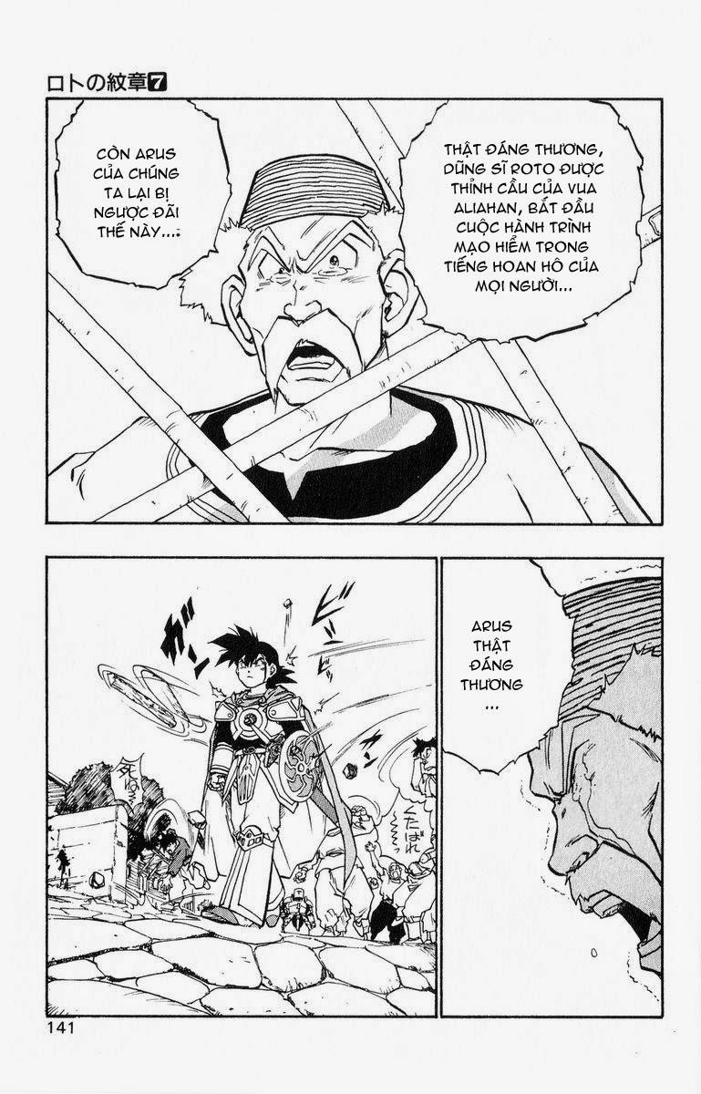 Dragon Quest: Emblem of Roto chapter 25 trang 32