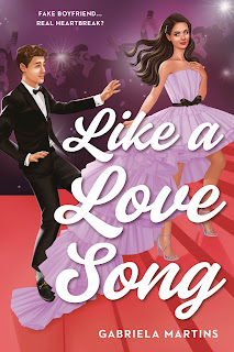 ARC Review: Like a Love Song by Gabriela Martins