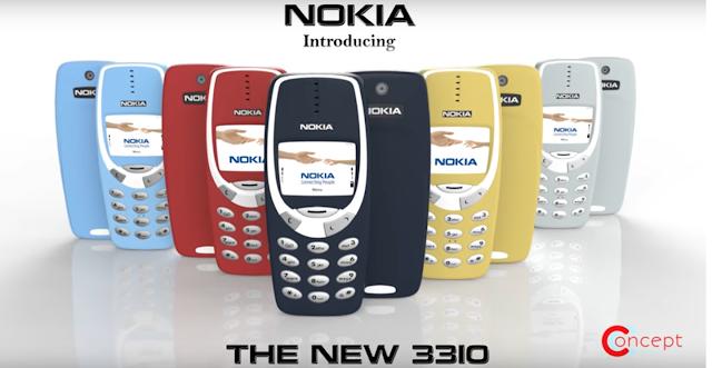 New Nokia 3310,