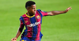 Barcelona youngster Ansu Fati named most valuable 18-year-old in the world