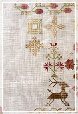 Christmas Garden (C) Blackbird Design