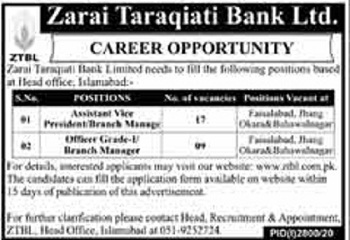 ztbl-jobs-2020-zarai-taraqiati-bank-limited