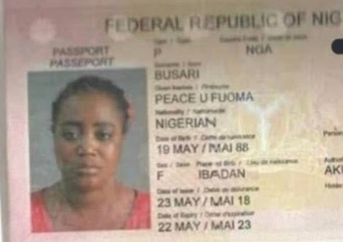 Nigerian woman offered for sale by a Lebanese on Facebook rescued