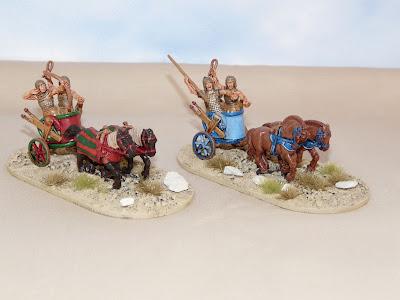 New Kingdom Egyptian Chariots - Infamy Infamy.