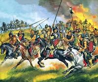 i cavalli degli Unni, ricerca di storia