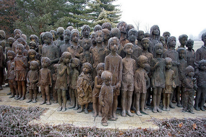 Lidice massacre — 82 children killed by the Nazis