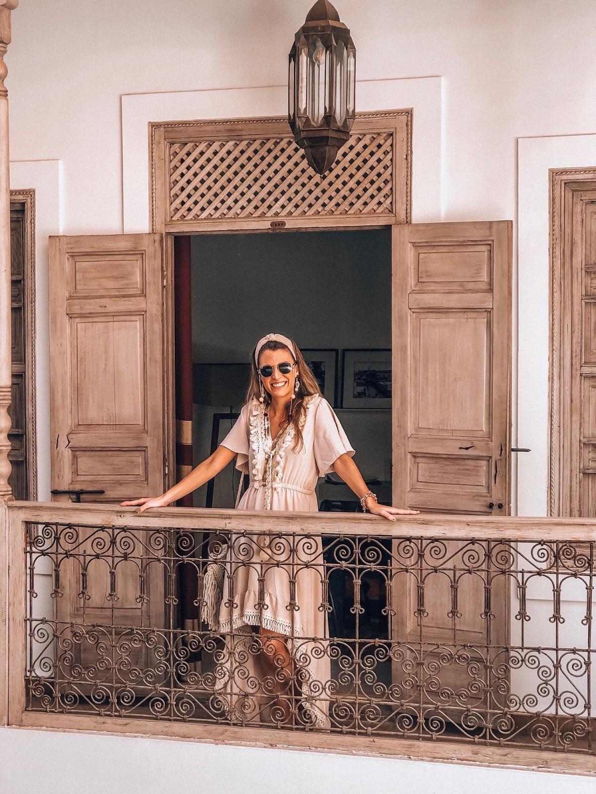 Donde alojarse Marrakech