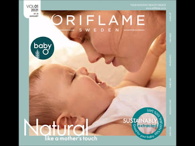 download oriflame catalogue january 2021