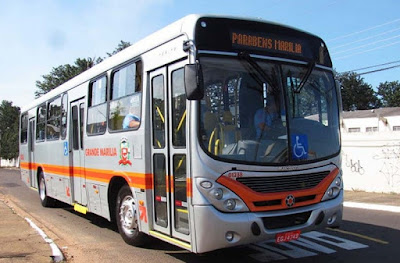 Onibus de Marília - Horário AMTU - Transporte Coletivo