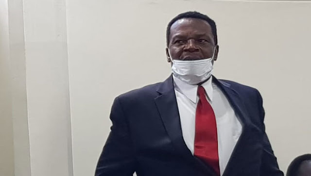 Sirisia Mp John Waluke in jailed for graft