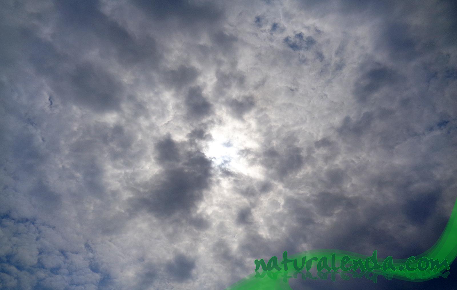 la inmensidad del cielo